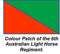 6LH Colour Patch