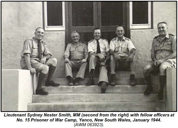 Sydney Smith at Yanco