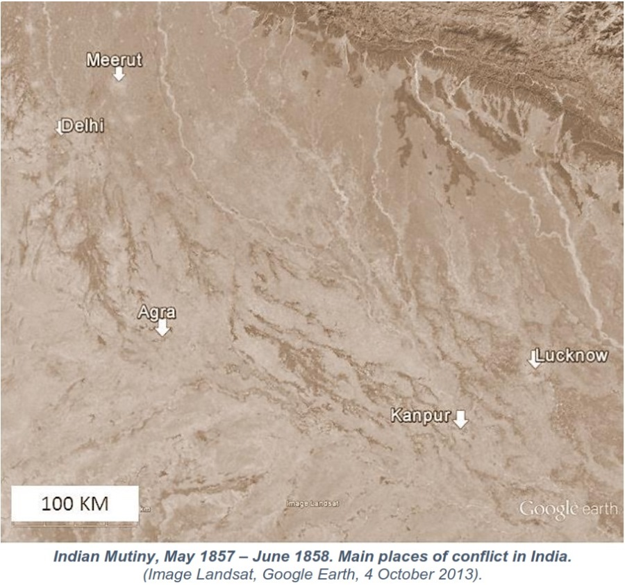 Map - India